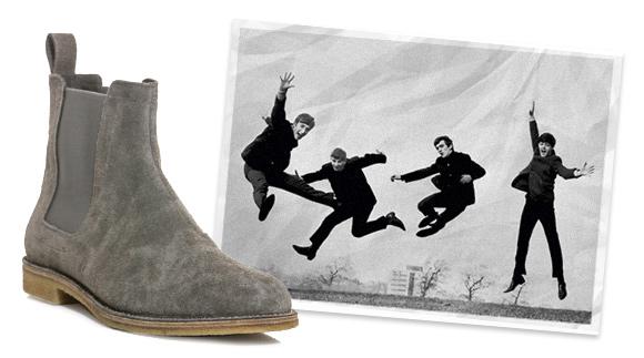 Comeback eines Schuhklassikers
