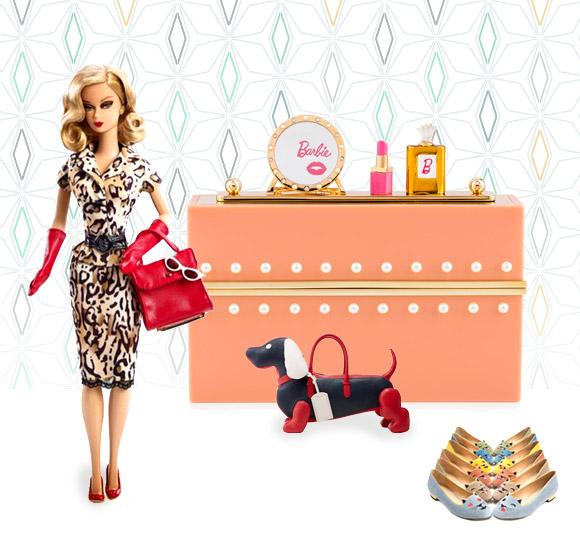 Barbie, Snoopy & Co.