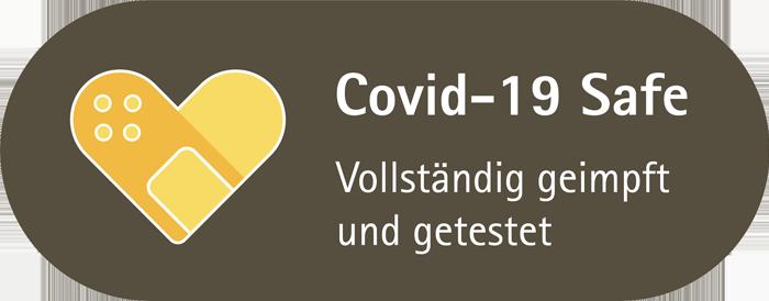 covid 19 safe getestet geimpft
